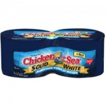 Chicken of the Sea Solid White Albacore Tuna in Water 142g (4 Packs)