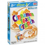 Cinnamon Toast Crunch 476g  16.8oz American Breakfast Cereal