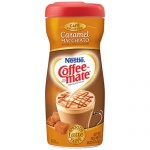 Coffee-Mate Powder Cafe Collection Caramel Macchiato Powder Coffee Creamer 15oz 425g