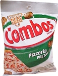 Combos Pizzeria Pretzel 6.3oz 178.6g green bag
