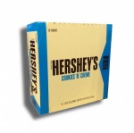 Hershey's Cookies 'n' Creme (73g) CASE BUY