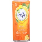Crystal Light Lemon Iced Tea makes 12 Quarts
