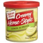 Duncan Hines Home Style  Lemon Supreme Frosting 453g
