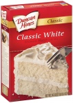 Duncan Hines Classic White Moist Cake Mix 432g