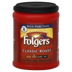 Folgers Classic Roast Medium Ground Coffee 320g American Coffee