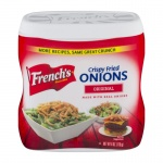 French's French Fried Onions Large 6oz 170g cannister