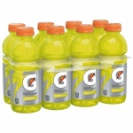 Gatorade Thirst Quencher Lemon and Lime Sports Drink 32 fl oz 946 ml CASE BUY 12 BOTTLES