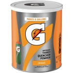 GATORADE POWDER THIRST QUENCHER ORANGE - 50.9oz 1.44KG