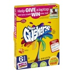 Betty Crocker Fruit Gushers Variety Snacks 153g