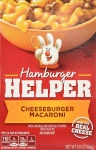 Hamburger Helper Classic - Cheeseburger Macaroni - (6.60oz) 187g