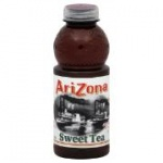 Arizona Sweet Tea  12 fl oz 355ml Bottle - Case of 12 Bottles