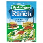 Hidden Valley Ranch Salad Dressing & Seasoning Mix 28g (1oz)