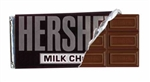 Hershey's Milk Chocolate Bar 4.4oz 125g American Candies.