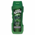 Irish Spring Body Wash Intensify by Irish Spring for Unisex - 18 oz (532ml) Body Wash