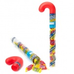 Jolly Rancher Christmas Hard Candy Filled Cane 2.94 oz (83g)