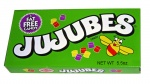 Jujubes Theatre Box, 5.5 oz 156g