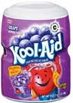 Kool Aid Grape Drink Mix 19oz 538g Sweetened