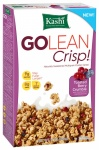 Kashi, GoLean Crisp! Cereal, Toasted Berry Crumble, 14 oz (397 g)
