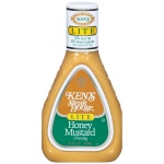 Ken's Steak House Lite Honey Mustard Dressing 473ml-16fl
