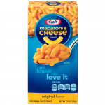 Kraft Macaroni & Cheese 206g (7.25oz) American Imported version