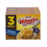 Kraft Velveeta Shells & Cheese Original - 3 Ct Total 1.02kg
