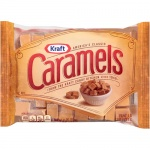 Kraft Caramels 11oz 311g Traditional American Caramels
