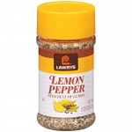 Lawry's Lemon Pepper (2.25oz) 63.7g Lawrys