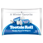 Tootsie Roll Vanilla Flavored Midgees Limited Edition - 12 oz(340g) Bag