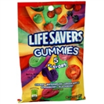 Life Savers Gummies 5 Flavour 7oz 198g American Candy