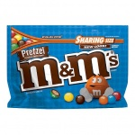 M&M's Pretzel Large 8 oz 226g  American Candy M&MS, M & M