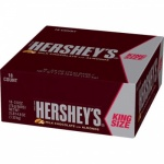 Hershey's Milk Chocolate with Almonds (73g) Case BUY