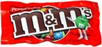 M&M's Peanut Butter 46.2g American Candy M&MS, m&m