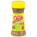 Mrs. Dash Original Salt-Free Seasoning Blend, 2.5 oz