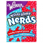 Wonka Nerds Surf & Turf Raspberry & Tropical Punch 46.7g American Candy