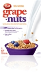 Post Grape Nuts Cereal 20.5oz 581g