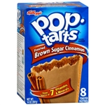 Pop-Tarts Brown Sugar and Cinnamon Frosted Pop Tarts