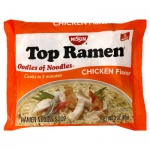Nissin Top Ramen Chicken Flavor 3.oz 85g
