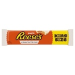 Reeses White creme 4 peanut butter cups 79g