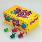 TOPPS ORIGINAL RING POP. Assorted flavors. Individually wrapped. (24pcs per display unit)