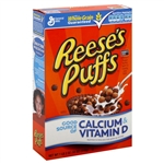Reeses Puffs Cereal (13oz) 368g  Box - Reese's Peanut Butter Cereal