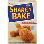Kraft Shake N Bake Crispy Buffalo 5.75oz 163g