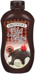 Smucker's Hot Fudge Topping 440g Smuckers Ice Cream Topping Microwave