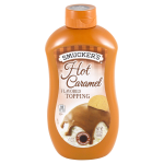 Smucker's Hot Caramel Topping 440g Smuckers Ice Cream Topping Microwave