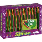 Original Spree Holiday Candy Canes, 12-Pack, 5.28oz