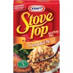 Kraft Stove Top Chicken Stuffing Mix 170g