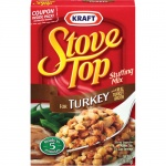 Kraft Stove Top Turkey Stuffing Mix 170g
