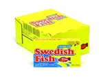 Swedish Fish Red Box 3.1oz 87g CASE BUY OF 12