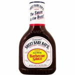 Sweet Baby Ray's Barbecue BBQ Sauce 18oz 510g