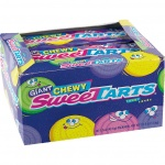 Sweetarts Giant Chewy Candy 1.5oz - 36 pcs Case