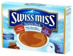 Swiss Miss Classic Variety Pack 207g Milk Chocolate / Marshmallow Hot Cocoa Mix